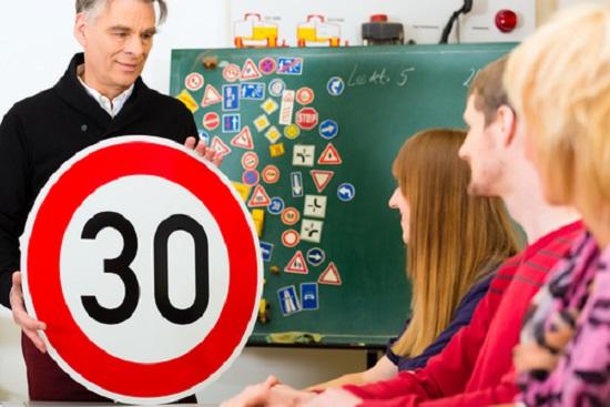 Những điều cần ghi nhớ khi học thi bằng lái xe b2