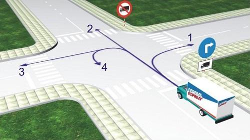 Nội dung 450 câu hỏi thi lý thuyết lái xe hạng b2 cho người mới học