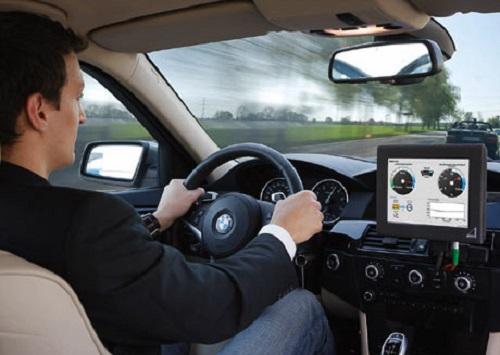 Thi khó hơn với hình thức thi lái xe b2 cảm ứng